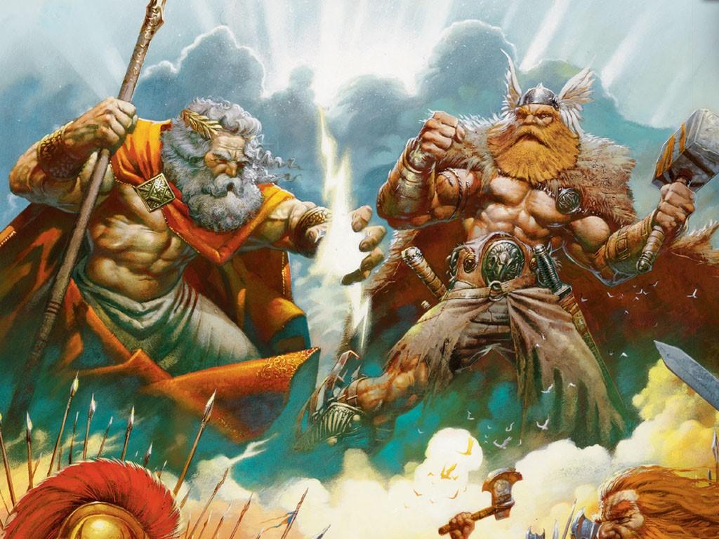Deuses gregos jair nascimento for God of war 3 jardines superiores